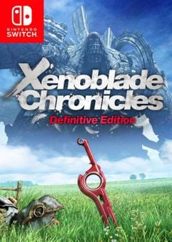 Xenoblade Chronicles - Definitive Edition Switch (EU)