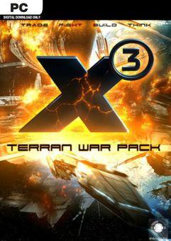 X3 Terran War Pack PC