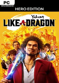 Yakuza: Like a Dragon Hero Edition PC (WW)