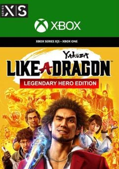 Yakuza: Like a Dragon Legendary Hero Edition  Xbox One/Xbox Series X|S (US)