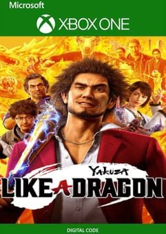 Yakuza: Like a Dragon  Xbox One (US)