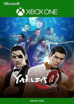 Yakuza 0 Xbox One (UK)