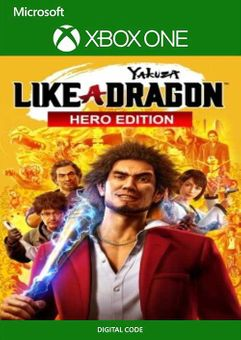 Yakuza: Like a Dragon Hero Edition Xbox One (US)