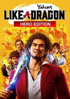 Yakuza: Like a Dragon Hero Edition  Xbox One/Xbox Series X|S (UK)