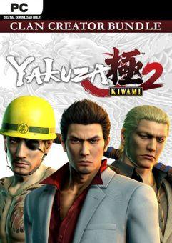 Yakuza Kiwami 2: Clan Creator Bundle PC - DLC (EU)