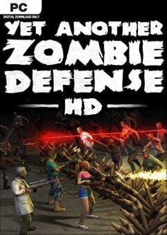 Yet Another Zombie Defense HD PC