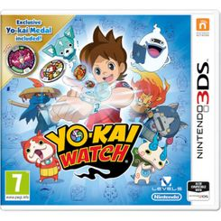 Yo-Kai Watch 3DS - Game Code