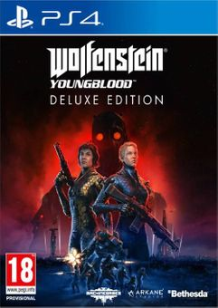Wolfenstein: Youngblood Deluxe Edition PS4 (EU)