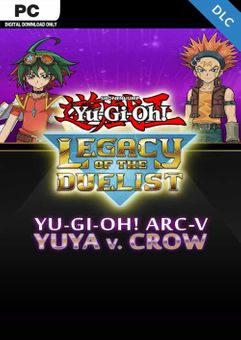 Yu-Gi-Oh ARC-V Yuya vs Crow PC - DLC