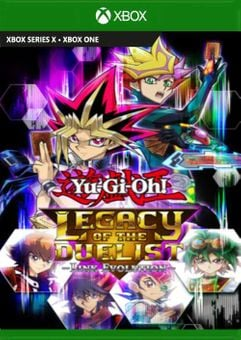 Yu-Gi-Oh! Legacy of the Duelist : Link Evolution Xbox One (UK)