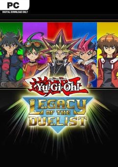 Yu-Gi-Oh! Legacy of the Duelist PC