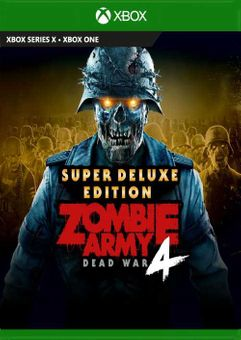 Zombie Army 4 Dead War Super Deluxe Edition Xbox One (UK)