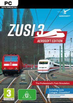 ZUSI 3 - Aerosoft Edition PC