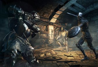 Dark Souls II 2: Scholar of the First Sin PC