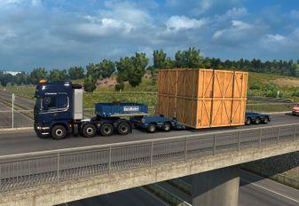 Euro Truck Simulator 2 - Scandinavia DLC PC