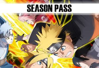 Naruto To Boruto Shinobi Striker - Season Pass PC cheap key to download