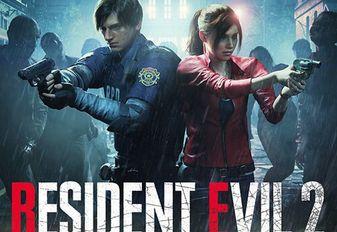 Resident Evil 2 / Biohazard RE:2 PC + DLC
