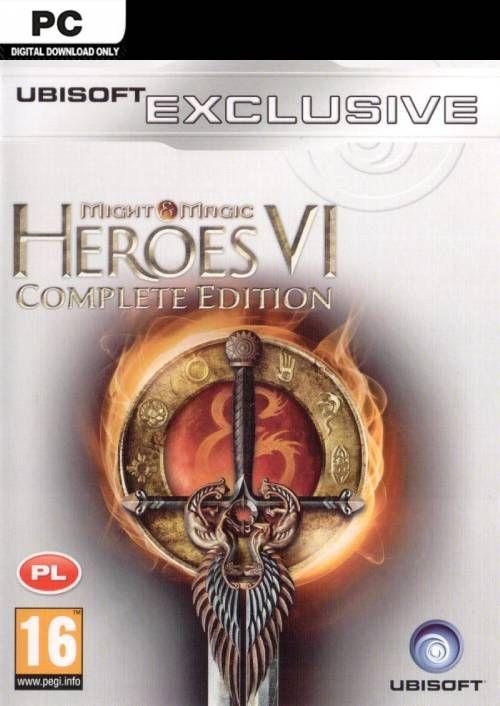 Might & Magic Heroes VI 6 - Complete Edition PC (EU)