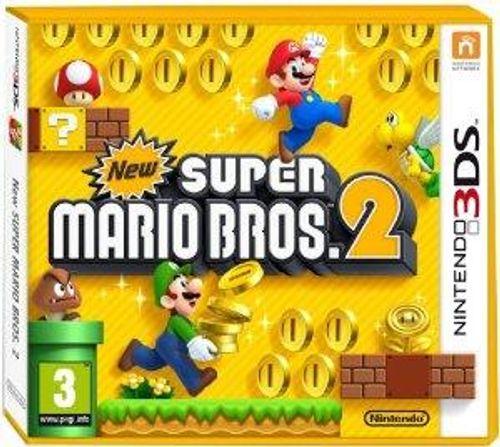 New Super Mario Bros: 2 3DS
