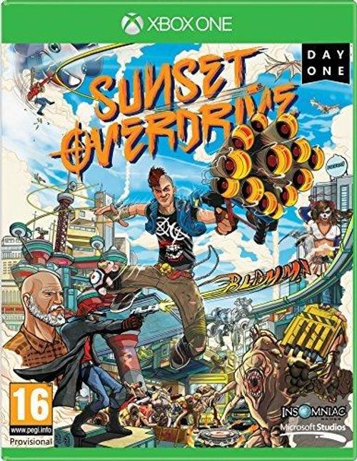 Sunset Overdrive Day One Edition Xbox One