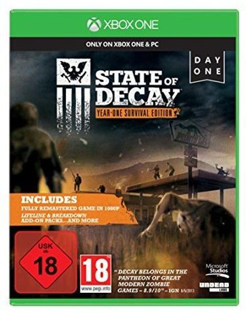 Microsoft XB1 State of Decay