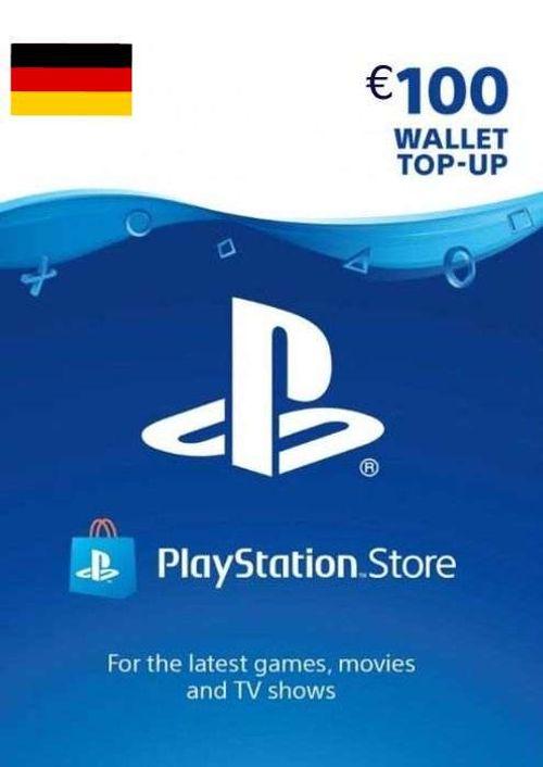 PlayStation Network (PSN) Karte - 10 EUR (Deutschland)