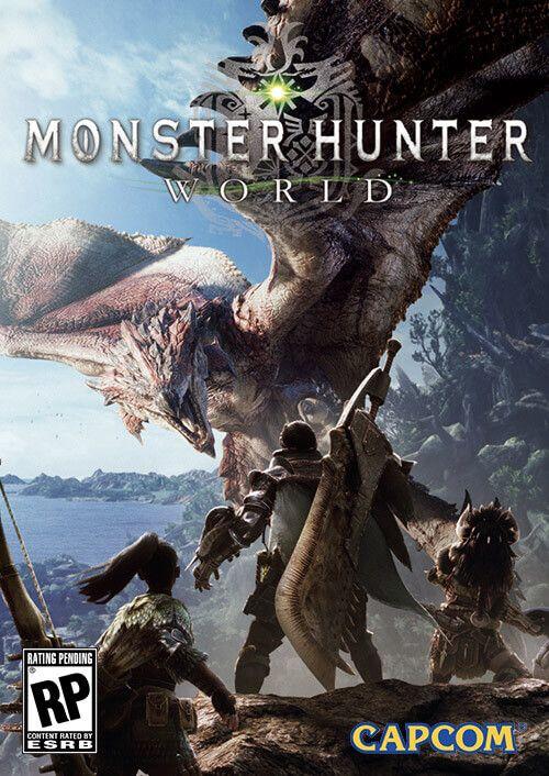 Monster Hunter World PC + DLC