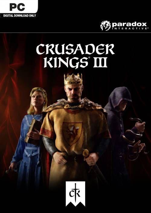 Crusader Kings III PC + DLC
