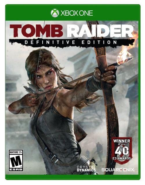 Tomb Raider Definitive Edition Xbox One (WW)
