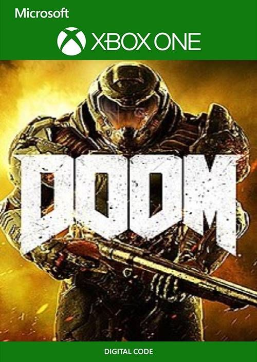 DOOM Xbox One (UK)