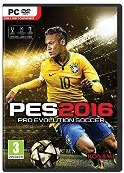 Pro Evolution Soccer 2016 Day 1 Edition PC