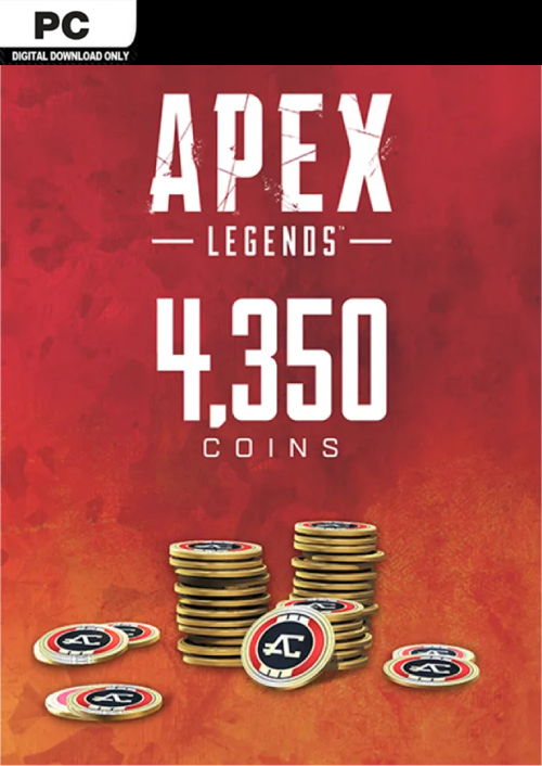 Apex Legends 4350 Coins VC PC