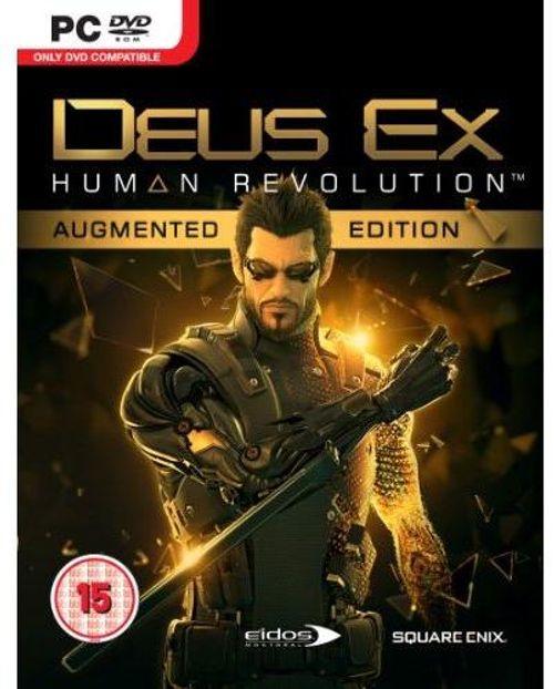 Deus Ex: Human Revolution - Augmented Edition (PC)