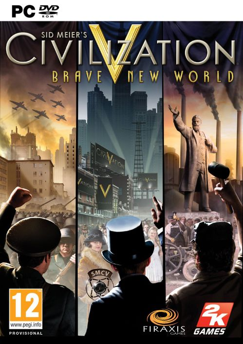 Sid Meier's Civilization V 5: Brave New World Expansion Pack (PC)