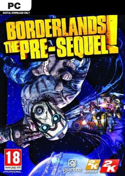 Borderlands The Pre-sequel PC (WW)