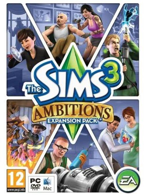 The Sims 3: Ambitions (PC/Mac)