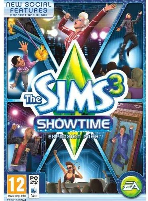 The Sims 3: Showtime (PC/Mac)