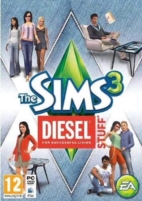 The Sims 3: Diesel Stuff Pack PC