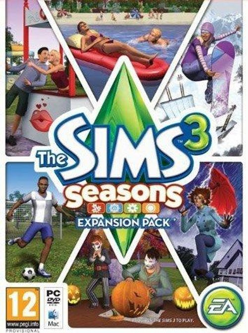 The Sims 3: Seasons Expansion Pack PC