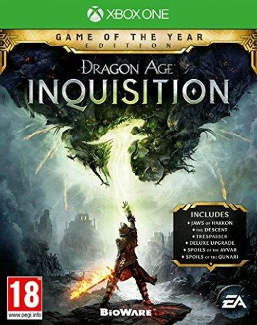 Dragon Age Inquisition: - Game of the Year Xbox One