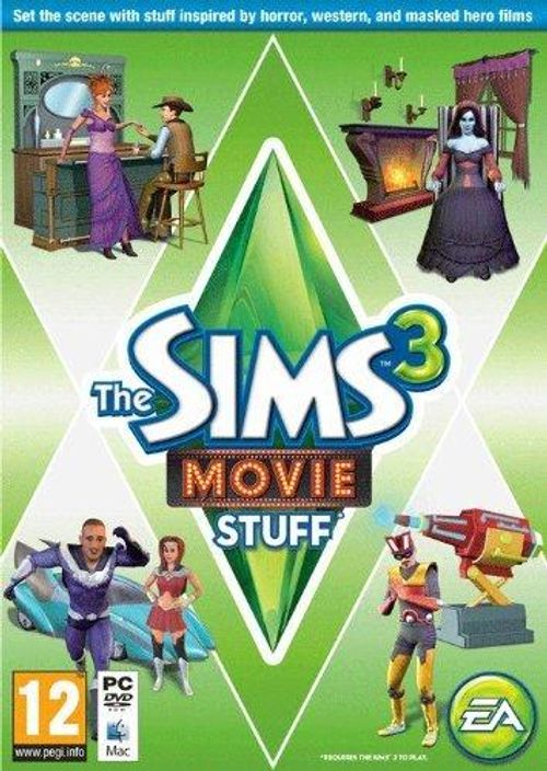 The Sims 3: Movie Stuff PC