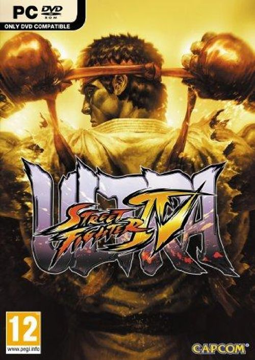 Ultra Street Fighter IV 4 PC