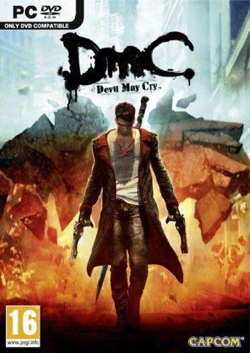 DmC - Devil May Cry (PC)