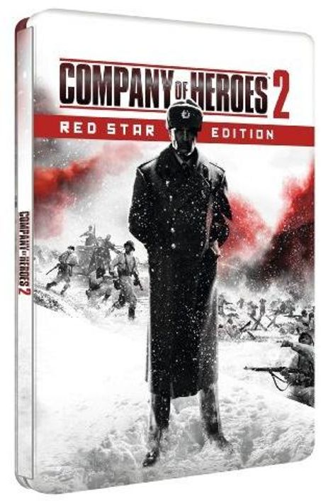 Company of Heroes 2 - Red Star Edition PC