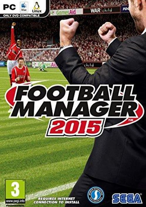 Football Manager 2015 PC/Mac