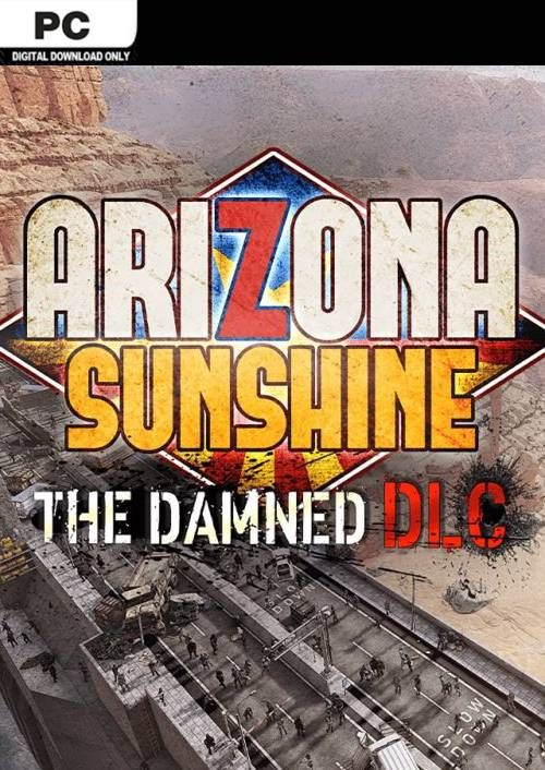 Arizona Sunshine PC - The Damned DLC