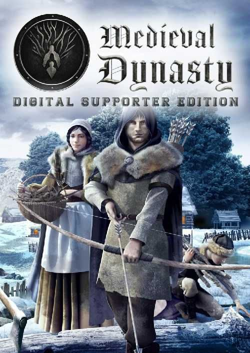 Medieval Dynasty Digital Supporter Edition PC