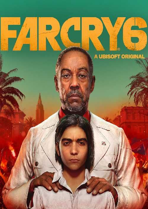 Far Cry 6 Xbox One & Xbox Series X|S (EU)
