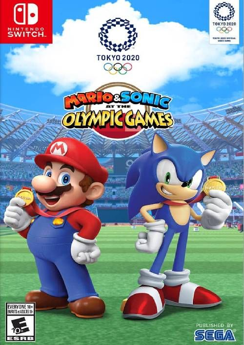 Mario & Sonic at the Olympic Games Tokyo 2020 Switch (EU)