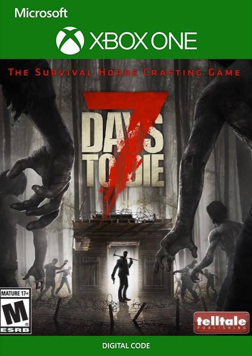 7 Days to Die Xbox One (US)